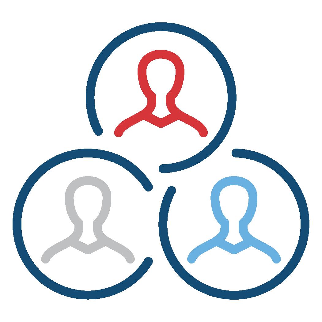 Community Focused Icon