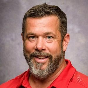 Portrait of Head Strength Coach Clete McLead
