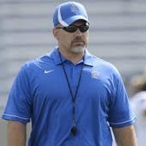Portrait of Head Strength Coach Nate Moe